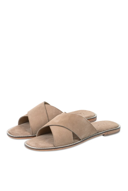 yaya Leather slipper