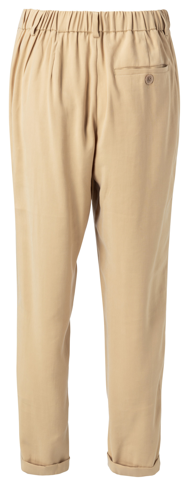 yaya Relaxed fit trousers 121156-014-2