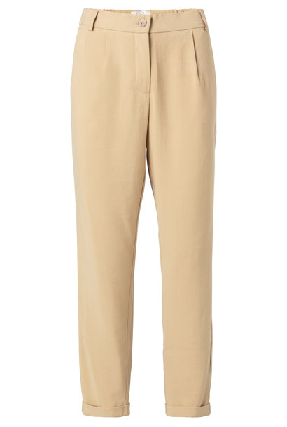 yaya Relaxed fit trousers 121156-014 60924