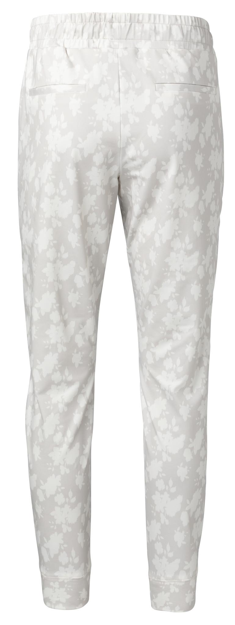 yaya Jogger pants with fl 1209183-014-2