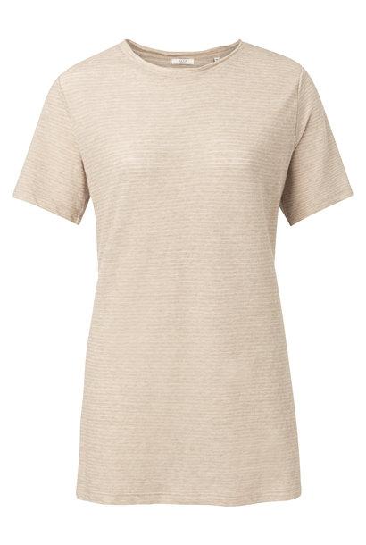 yaya T-shirt with yarn st 1909296-014 992161