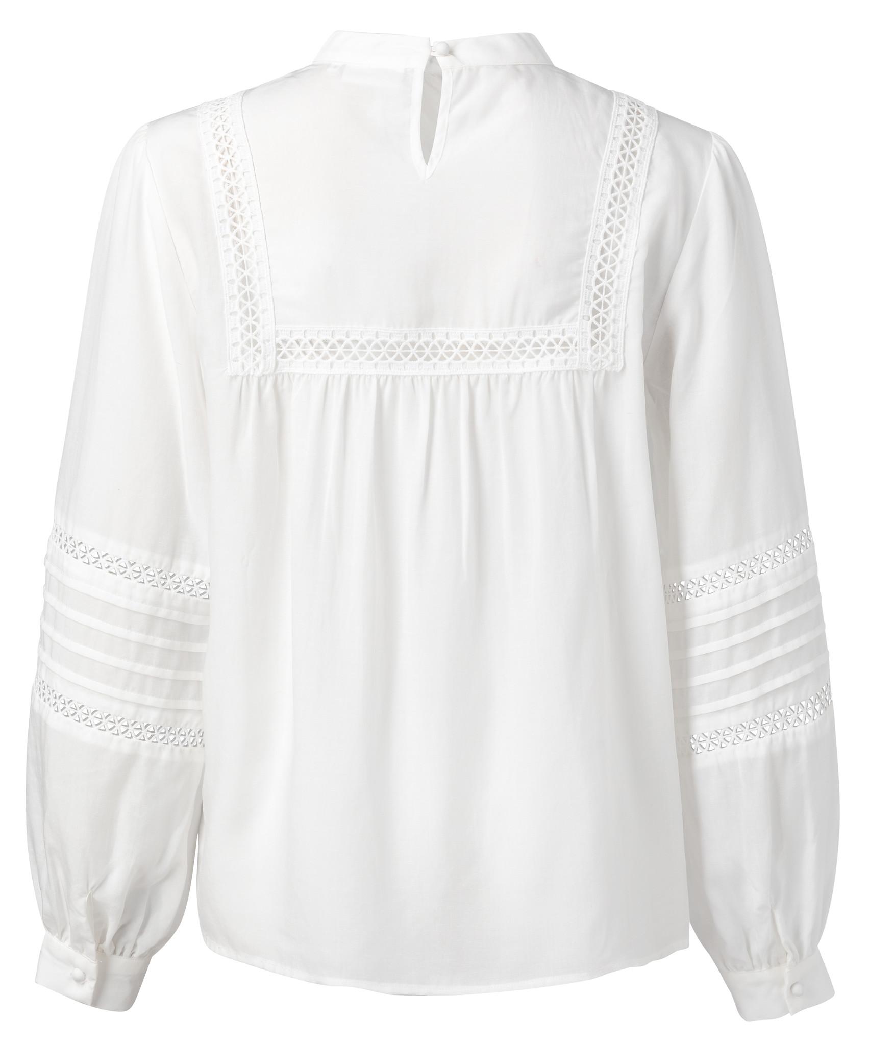 yaya Shirt with embroider 1101160-014-3
