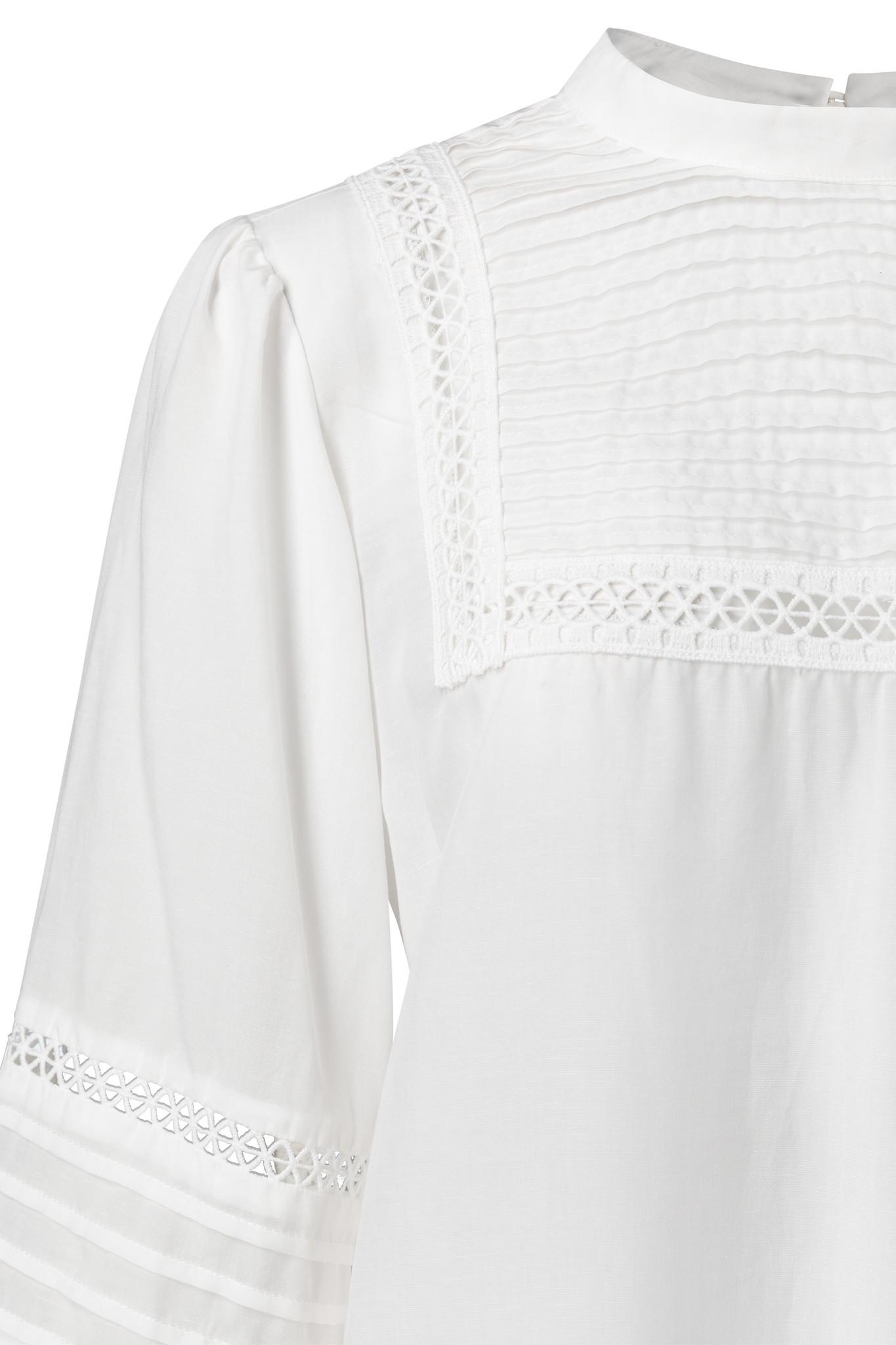 yaya Shirt with embroider 1101160-014-2