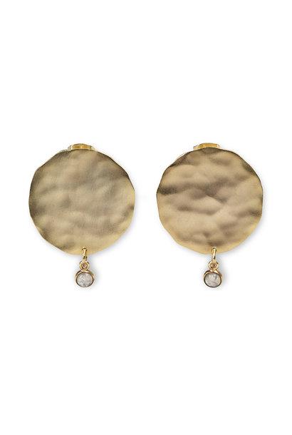 yaya Earrings with coin a 133387-014 99884
