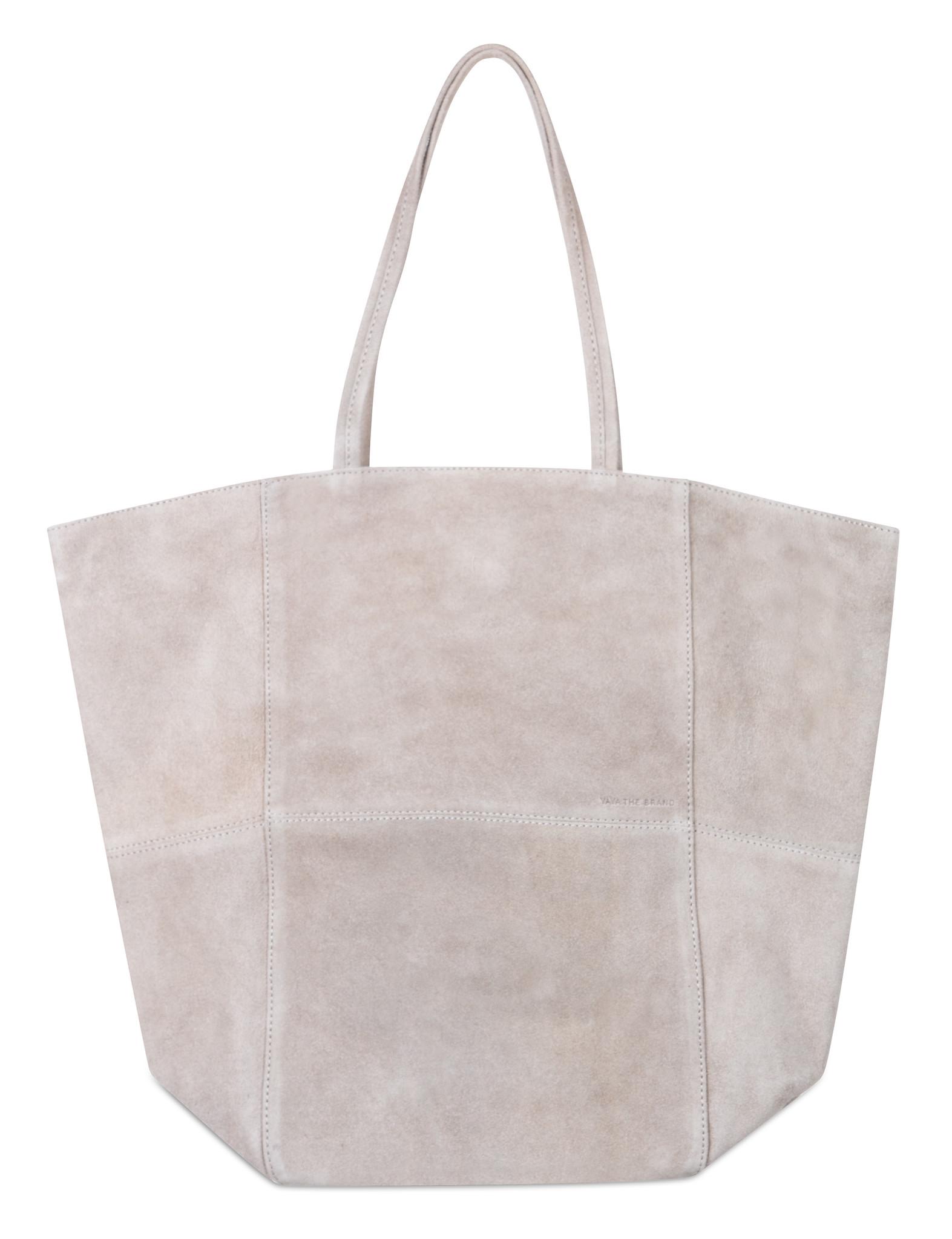 yaya Suede shopper 131360-014-1