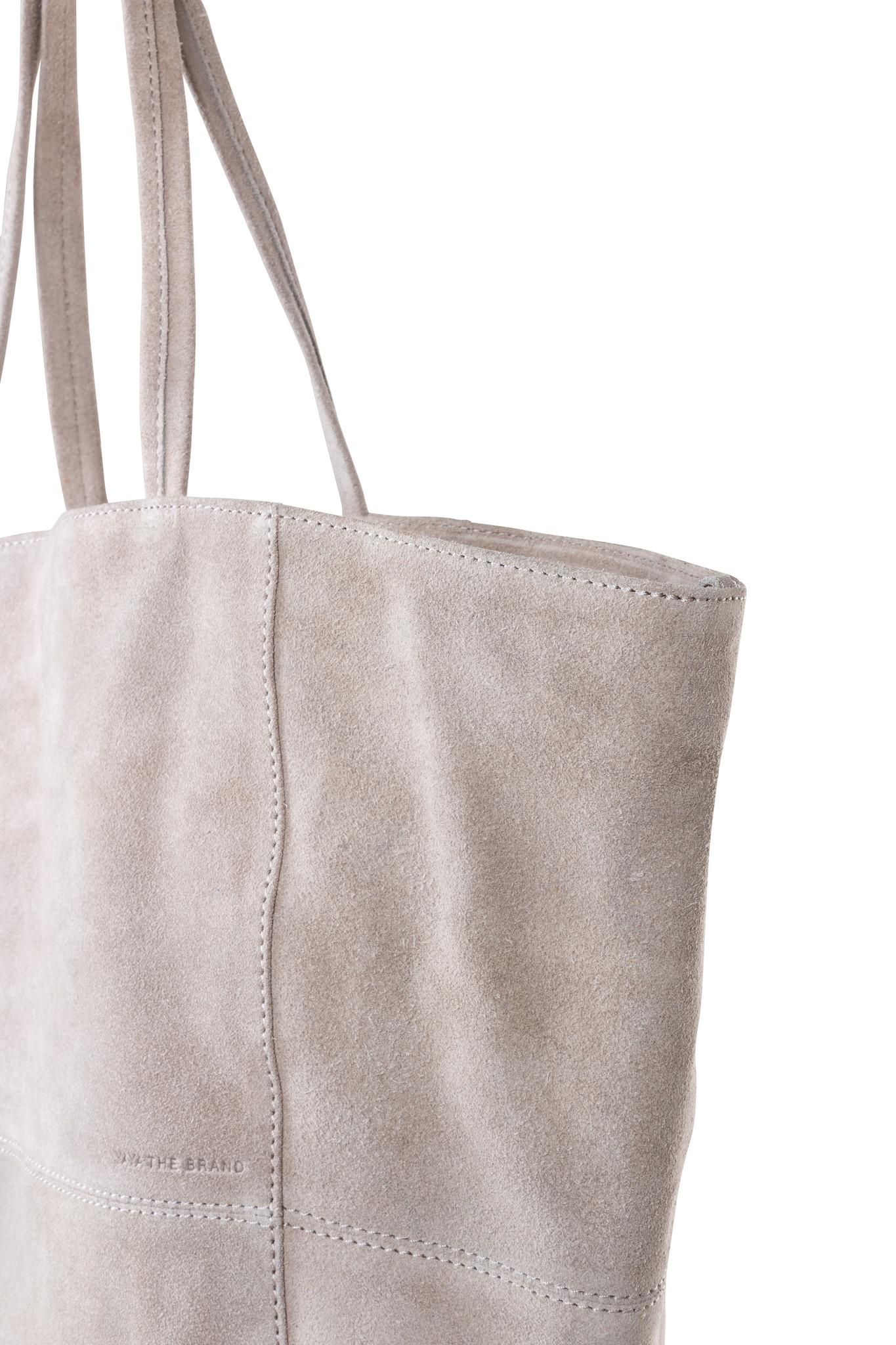 yaya Suede shopper 131360-014-2