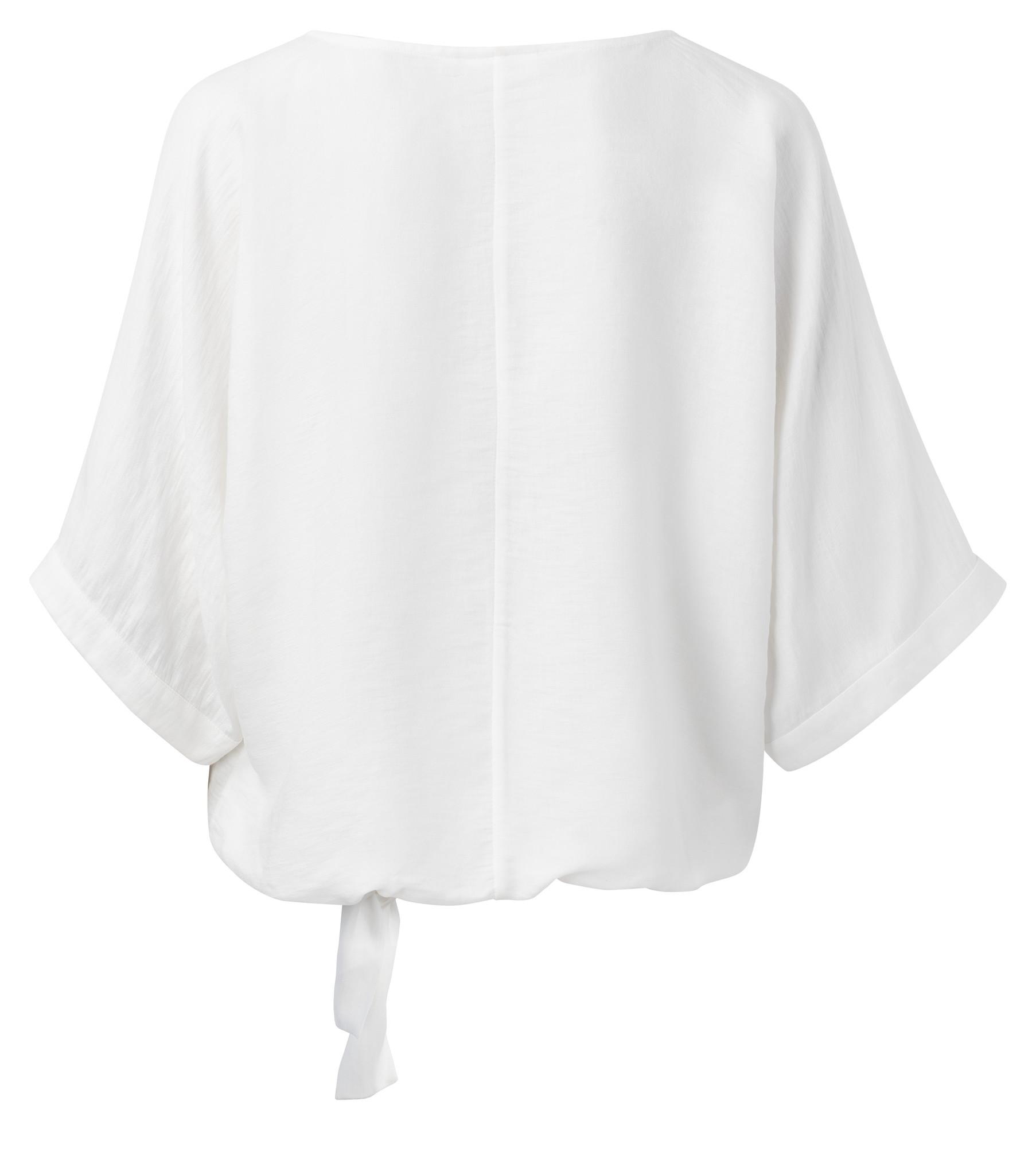 yaya Kimono top with knot 1901153-014-2