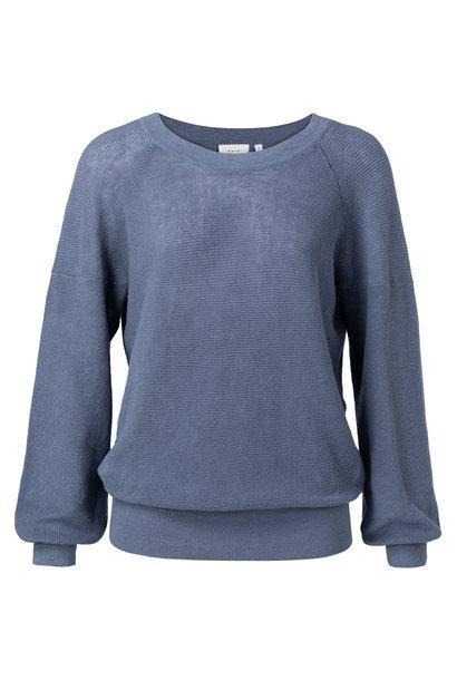 yaya Structure knitted sweater