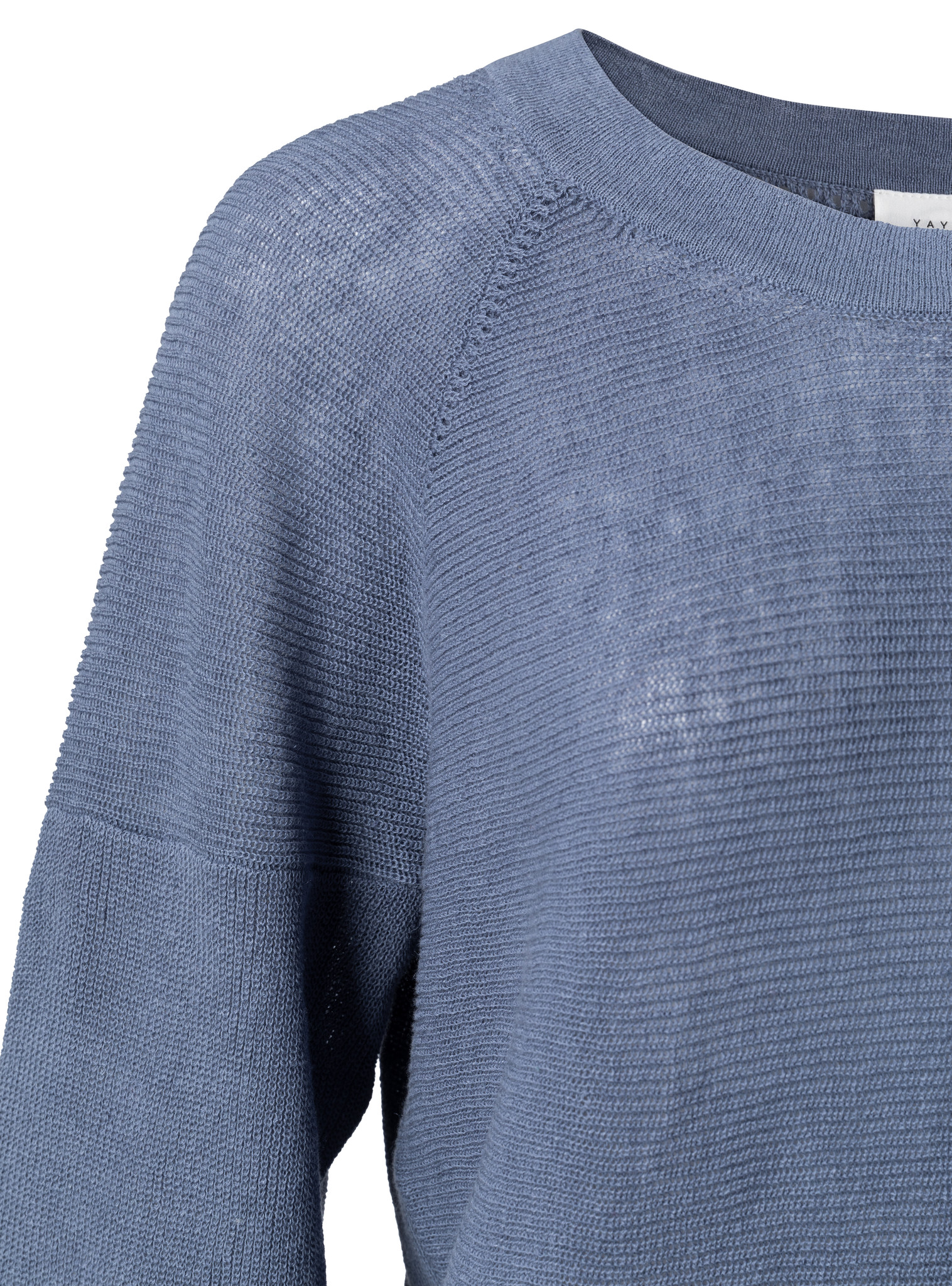 yaya Structure knitted sw 1000291-014-2