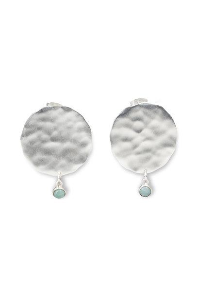 yaya Earrings with coin
