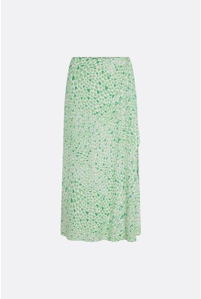 Fabienne Chapot Skirt BOBO CLT-153 Sea Green