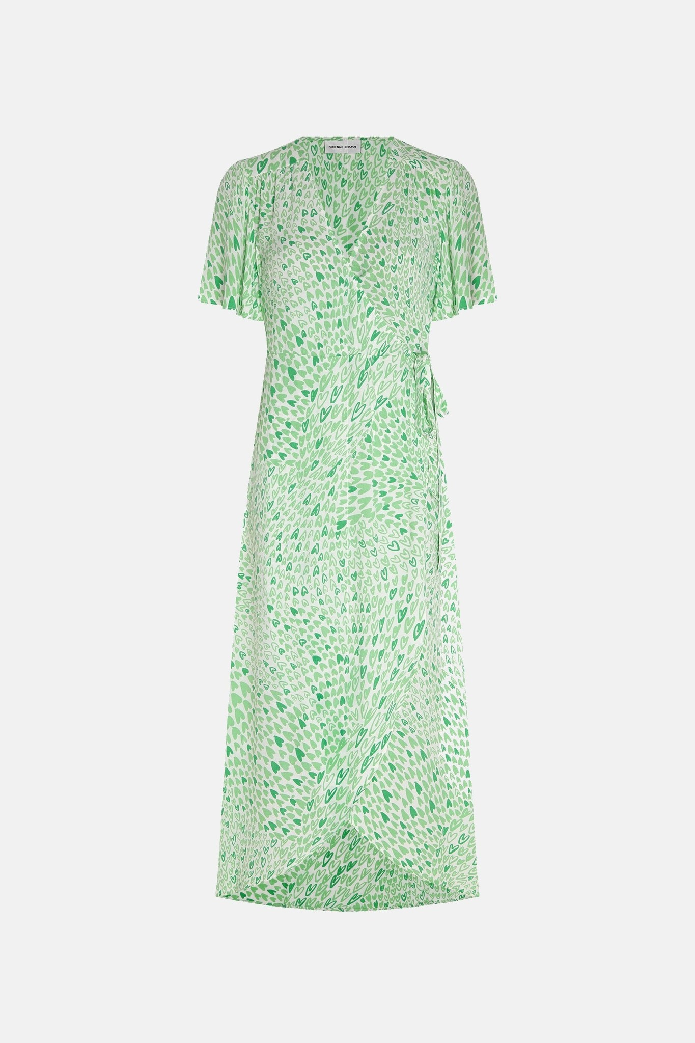 Fabienne Chapot Dress ARCHANA CLT-88-1