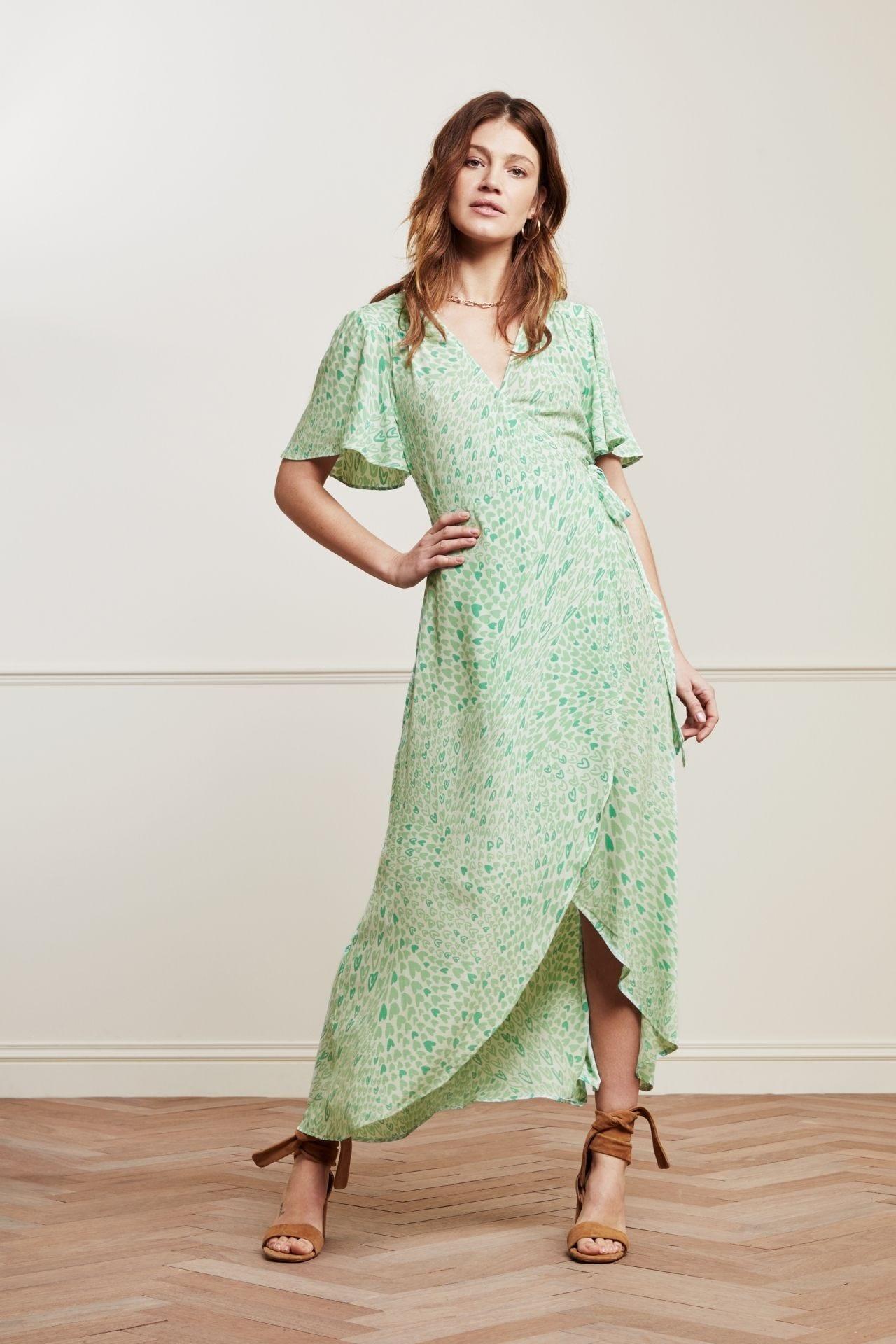 Fabienne Chapot Dress ARCHANA CLT-88-3