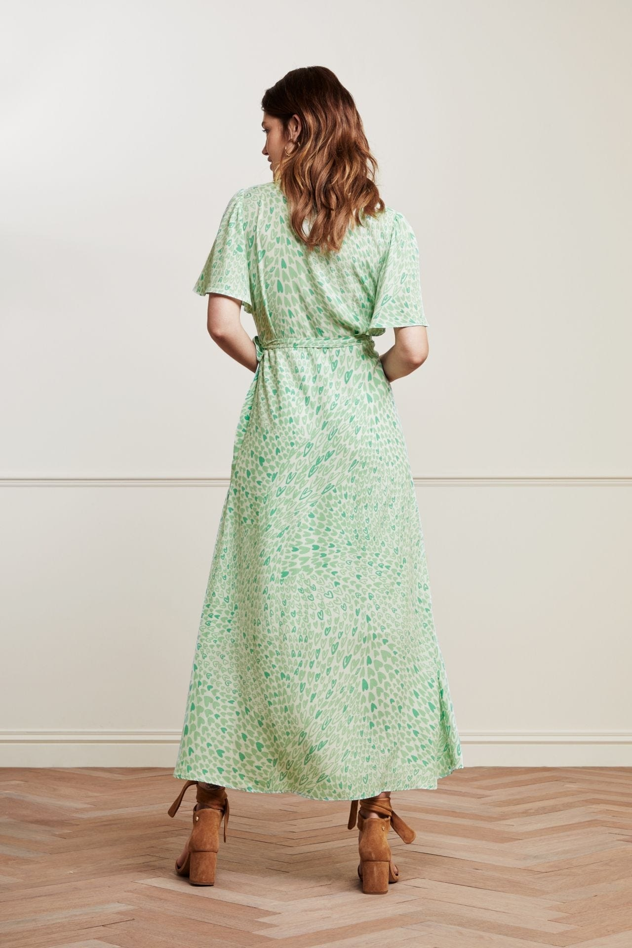 Fabienne Chapot Dress ARCHANA CLT-88-4