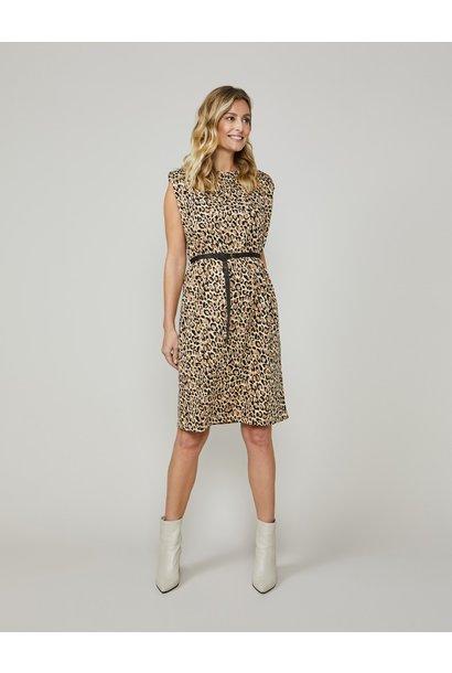 Summum Dress 5S1259-30239C4 Coconut