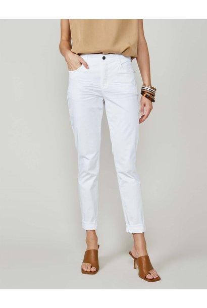 Summum Trouser  White