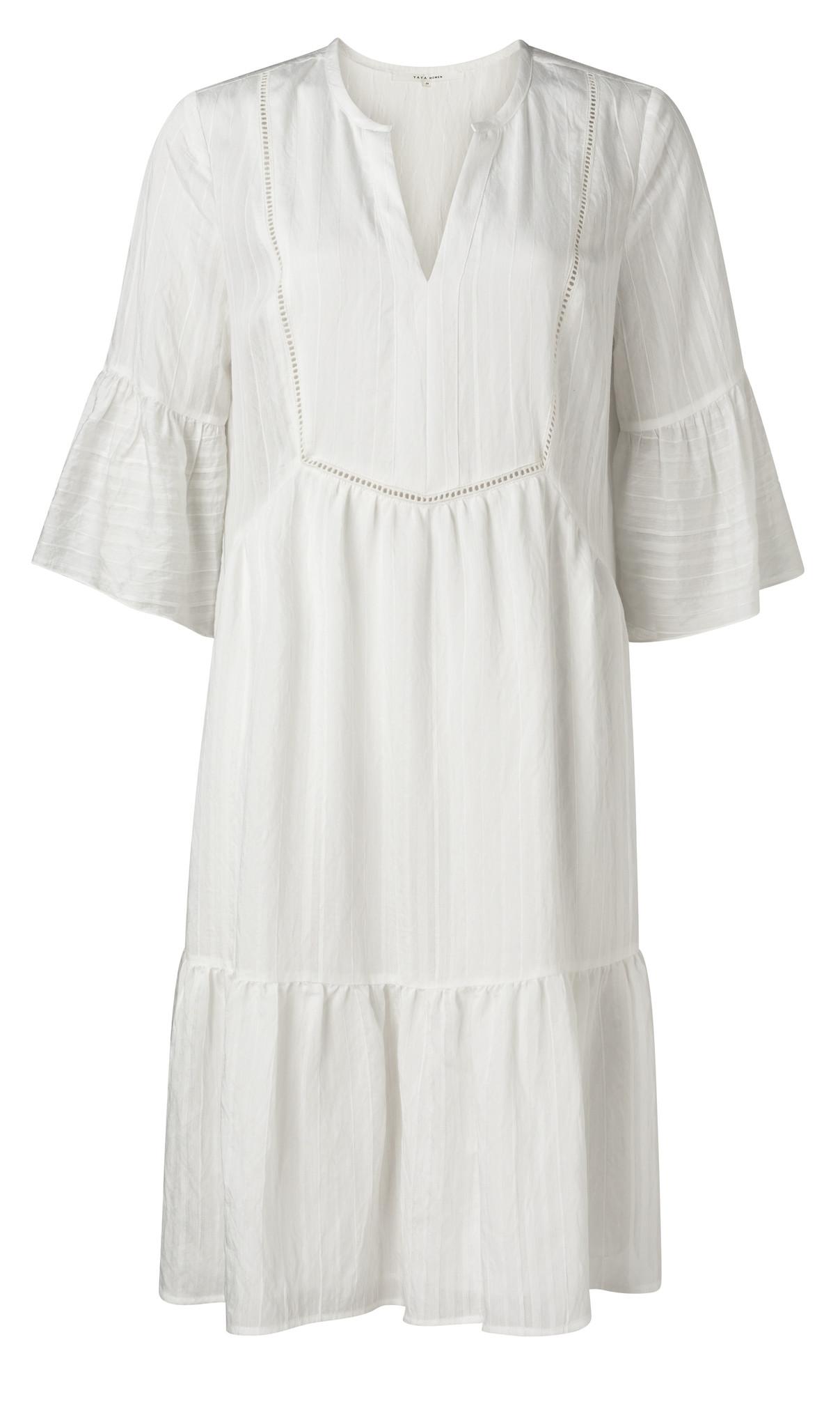 yaya Midi a-line dress 1801335-114-1