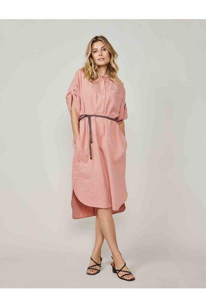 Summum Dress 5S1264-11437C5 Ash Rose