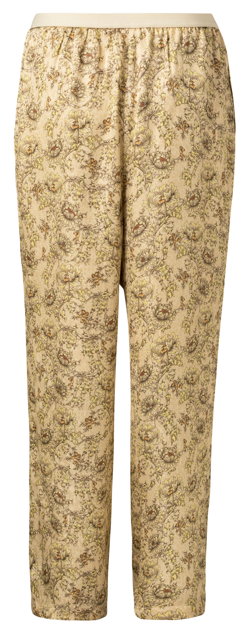 yaya Printed wide leg tro 1201143-115-3