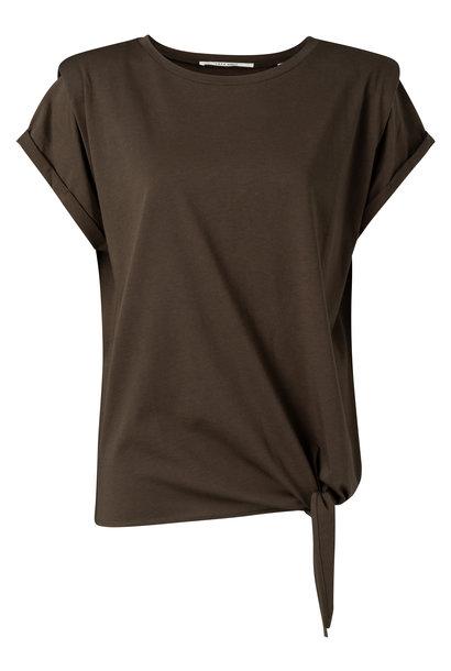 yaya Top with shoulder detail