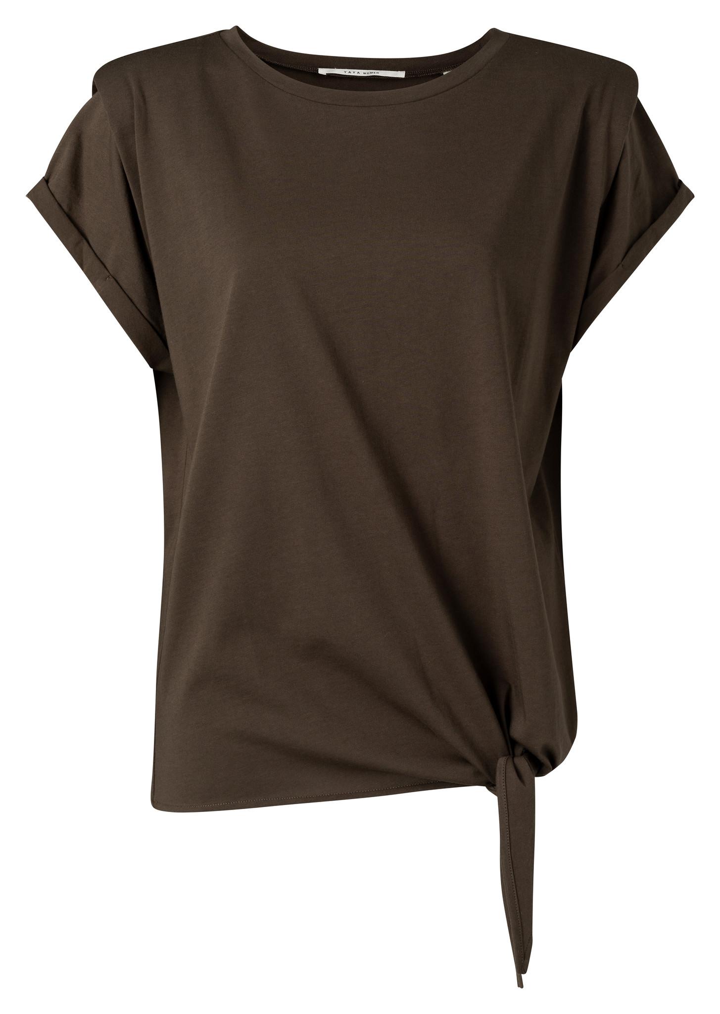 yaya Top with shoulder de 1909440-115-1