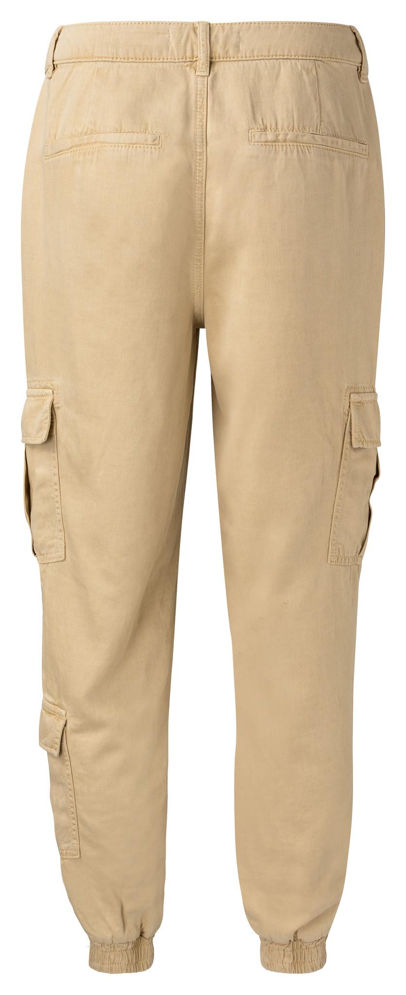 yaya Cargo trousers with 1201147-115-3