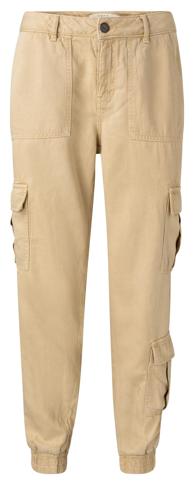 yaya Cargo trousers with 1201147-115-1