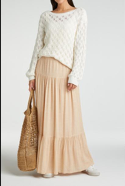 yaya Printed maxi skirt 1401139-115 412121