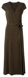 yaya Jersey wrap dress 1809342-115-2