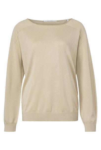 yaya Linen blend sweater 1000451-120 31105