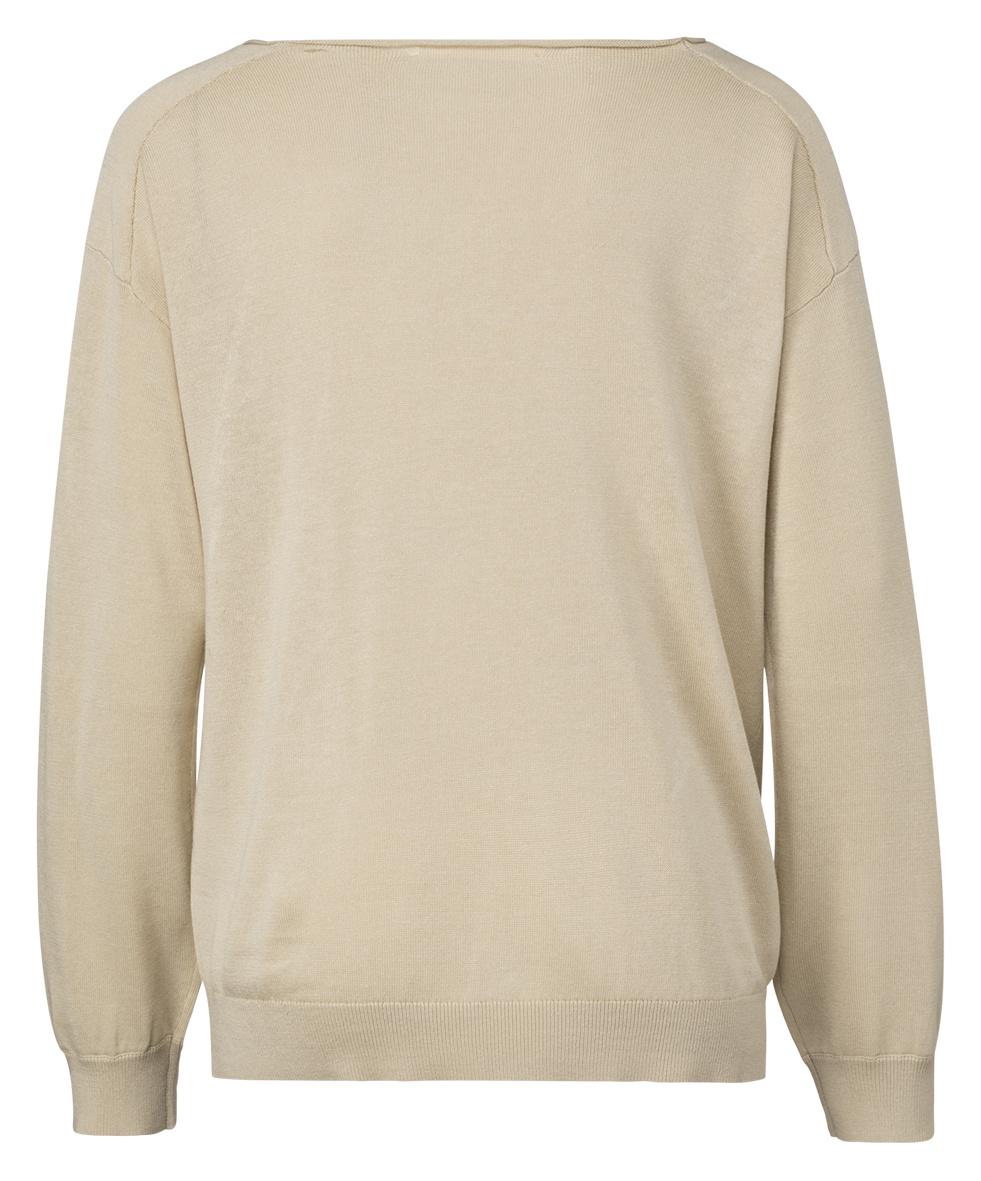 yaya Linen blend sweater 1000451-120-2