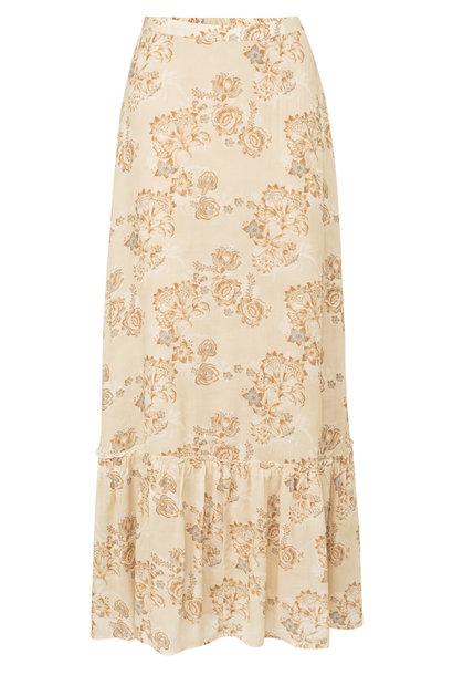 yaya Printed maxi skirt 1401142-120 311051