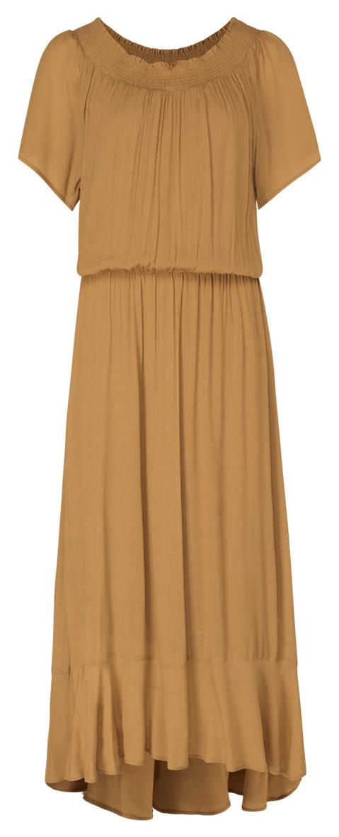yaya Maxi romantic dress 1801354-120-1