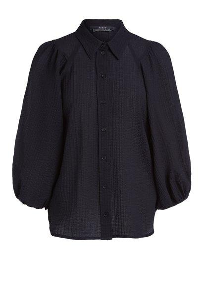 SET blouse 74224 9990 black 9990