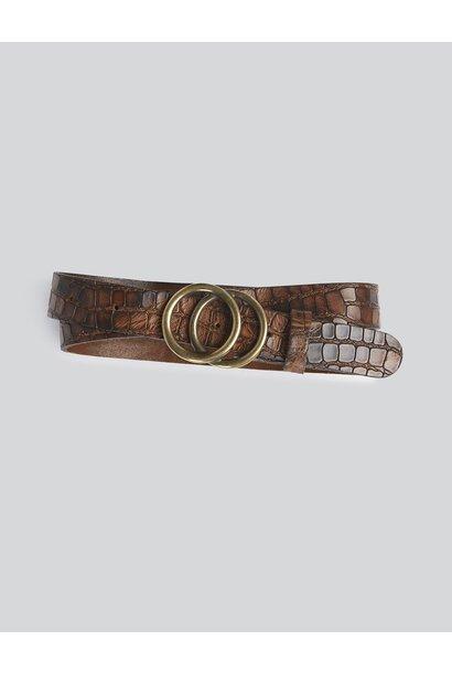 Summum belt 8S771-8399 744 pecan