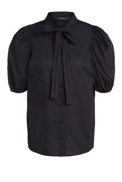SET blouse 73629 9990 black 9990