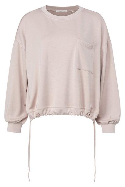 yaya Drawstring sweater w 1009319-121 41305