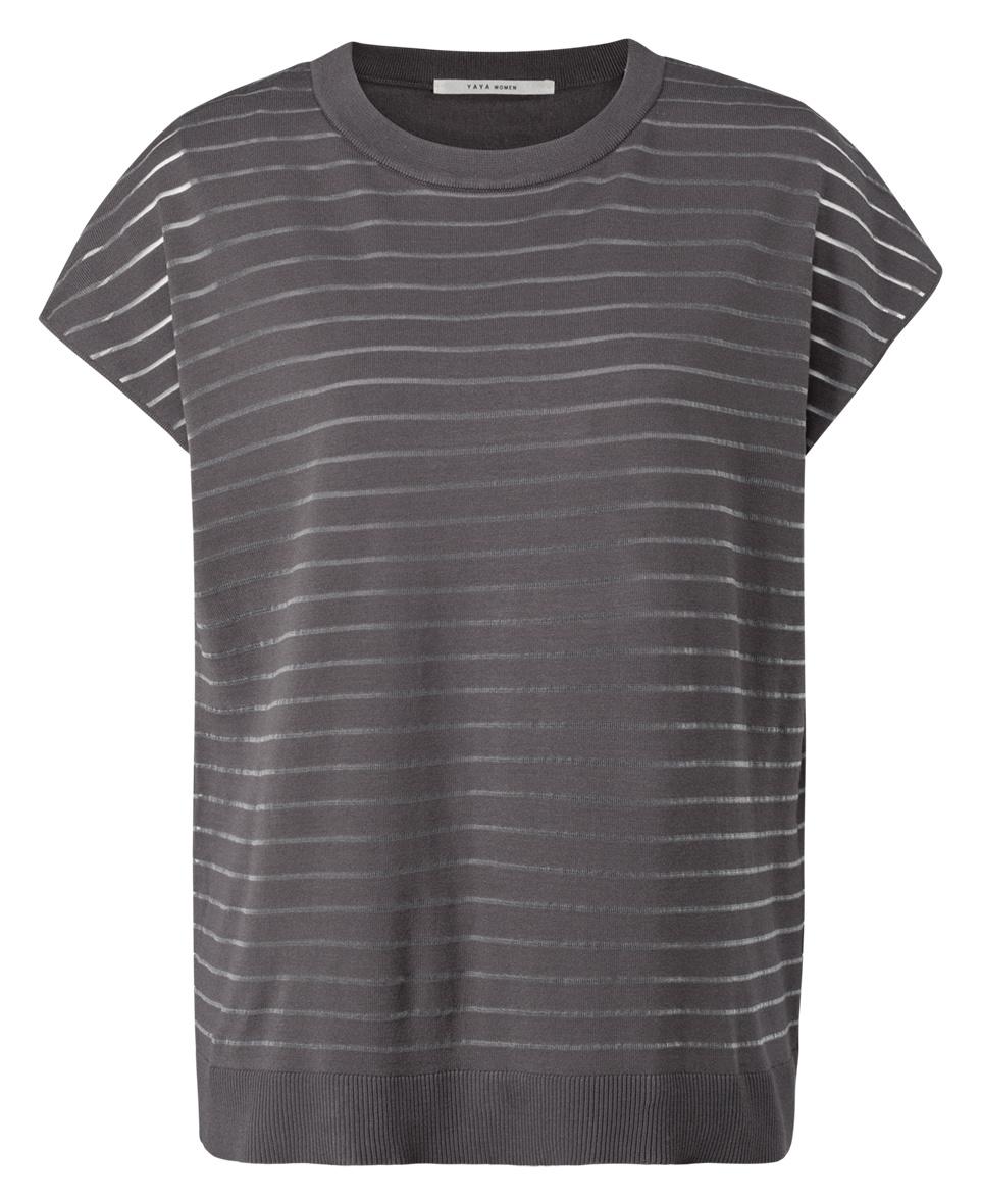 yaya Transparent striped 1000461-121-1