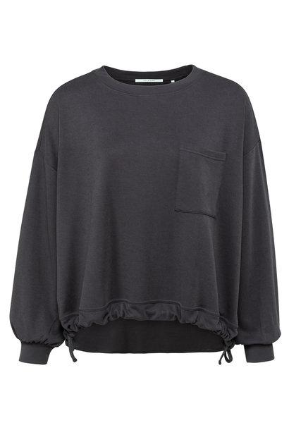yaya Drawstring sweater w 1009319-121 93902