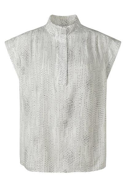 yaya Printed sleeveless t 1901458-121 341041