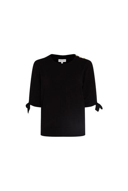 Fabienne Chapot Pullover CLT-145-PUL Black