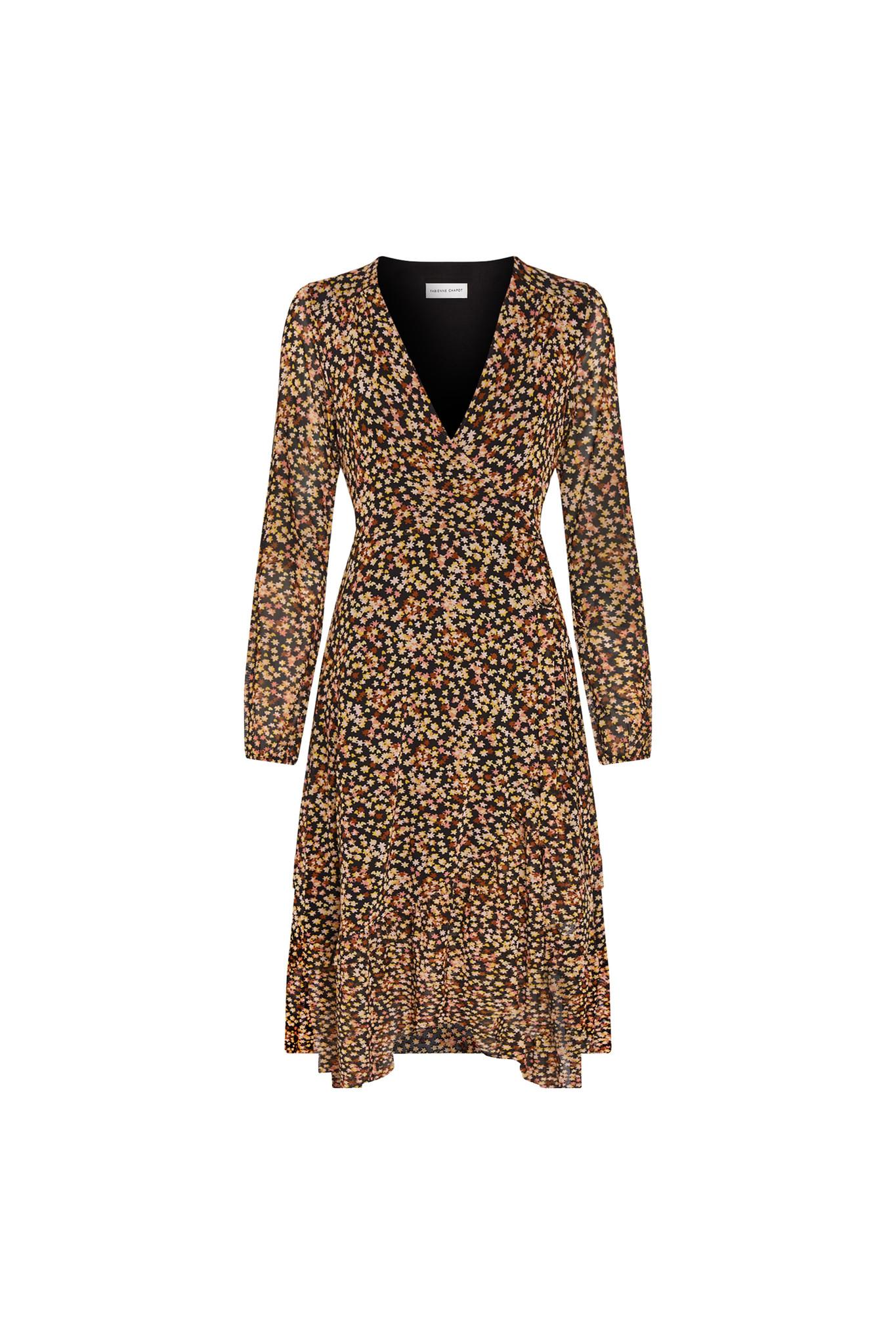 Fabienne Chapot Dress CLT-108-DRS-1