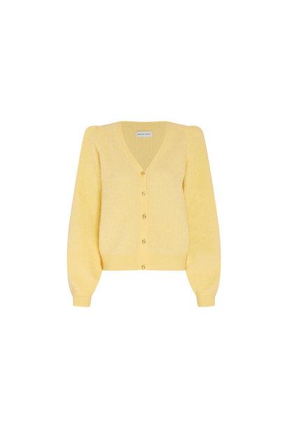 Fabienne Chapot Cardigan CLT-69-CAR citron