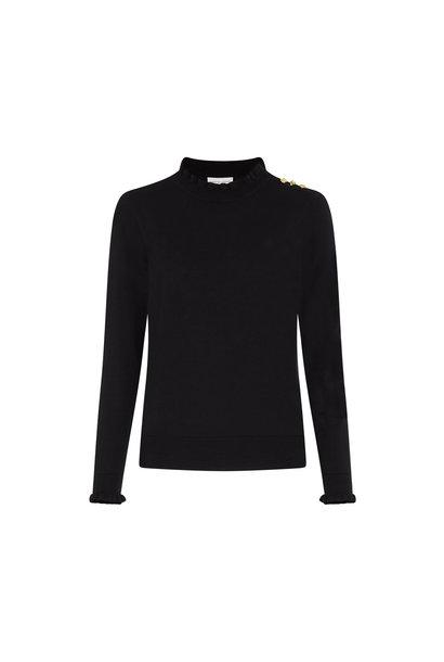 Fabienne Chapot Pullover CLT-144-PUL Black