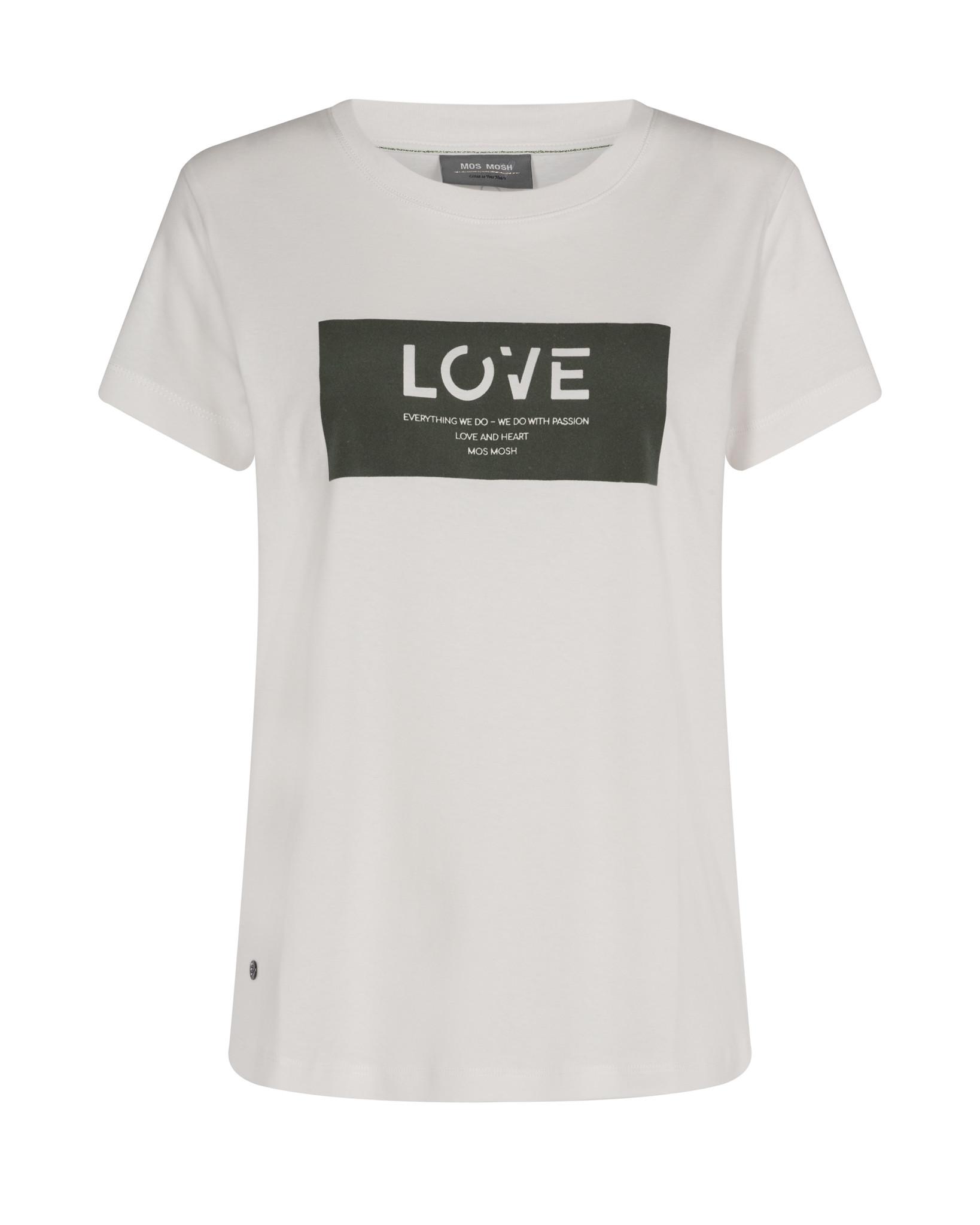 MosMosh t-shirt 136410 T-SHIRT-1