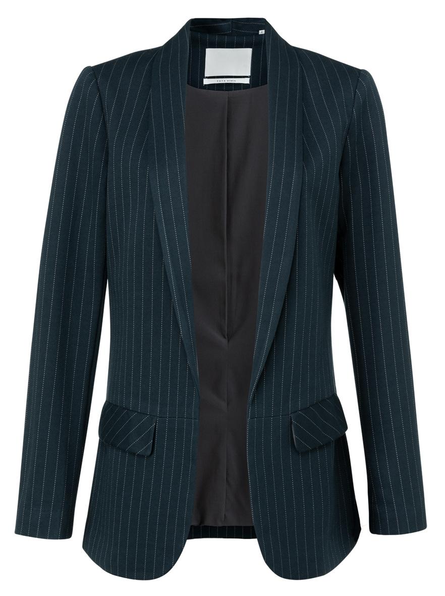 yaya Pinstripe blazer 1501088-122-1