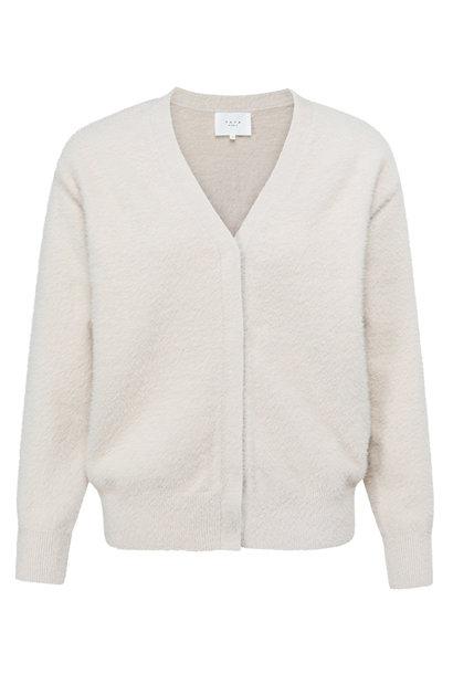 yaya Fluffy yarn cardigan 1010129-122 30400