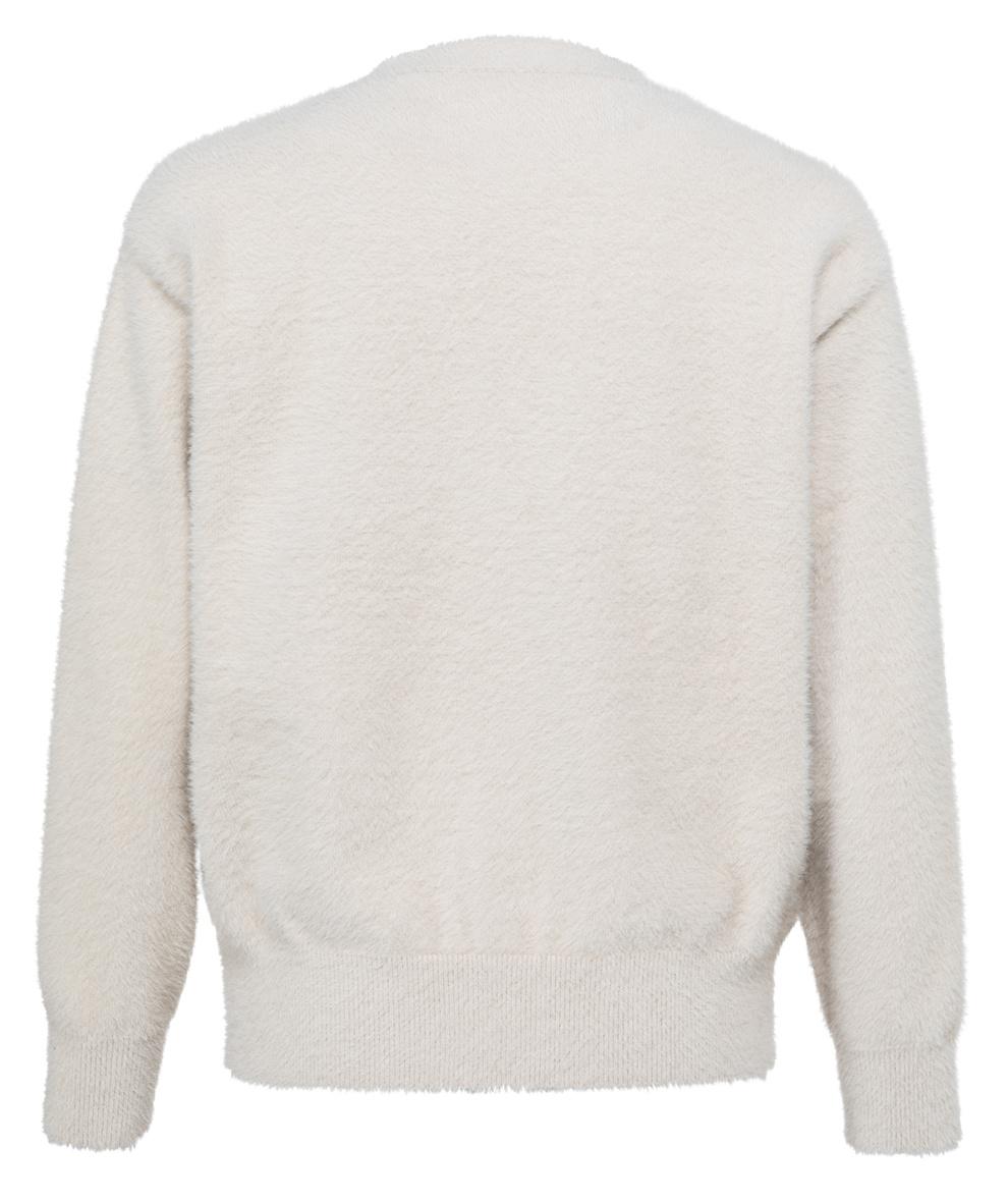 yaya Fluffy yarn cardigan 1010129-122-2