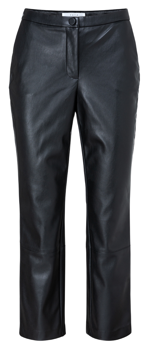 yaya Faux leather 7/8 tro 1209158-122-1
