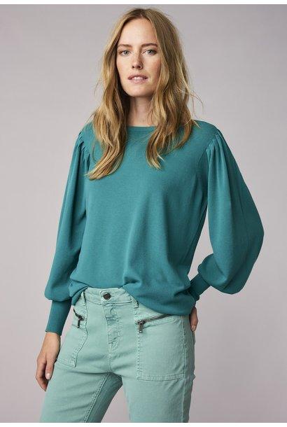 Summum sweater 7S5507-7830 642 teal